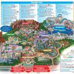 Map Of California Adventure Park   Klipy   California Adventure Map 2017