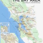 Map Of California Bay Area Cities Best Of As Promised The Bay Area   Map Of Bay Area California Cities
