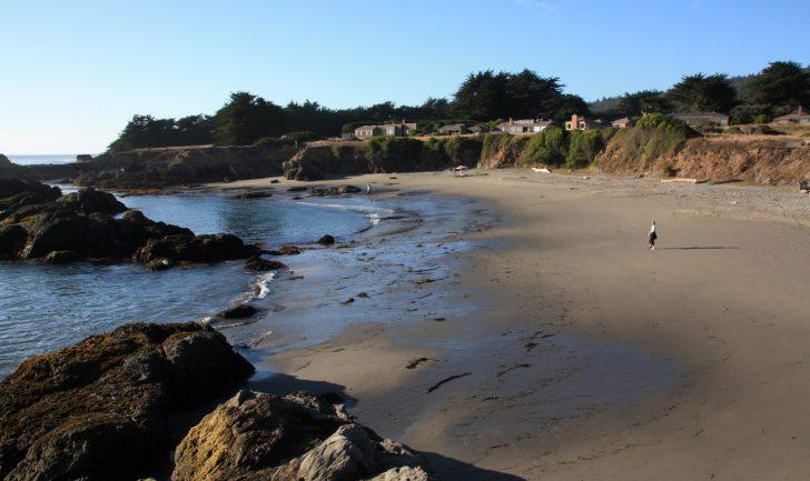 Northern California Beaches Map