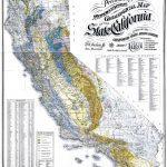 Map Of California Gold Mines   Klipy   California Gold Mines Map