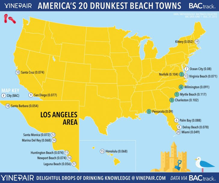 Laguna Beach California Map