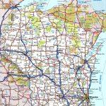Map Of California Oregon And Washington Printable Wisconsin Road Map   California Oregon Washington Road Map