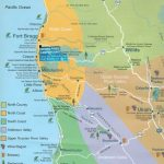 Map Of California Springs California Coast Campgrounds Map Map Of   California Campgrounds Map