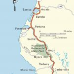 Map Of Central And Northern California   Klipy   Map Of Central And Northern California Coast