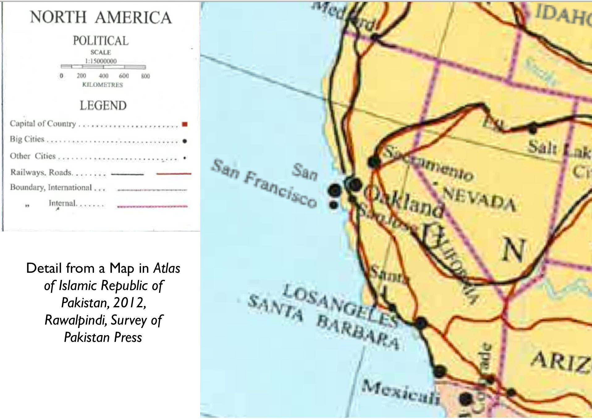 Map Of Charming California - Klipy - Charming California Map