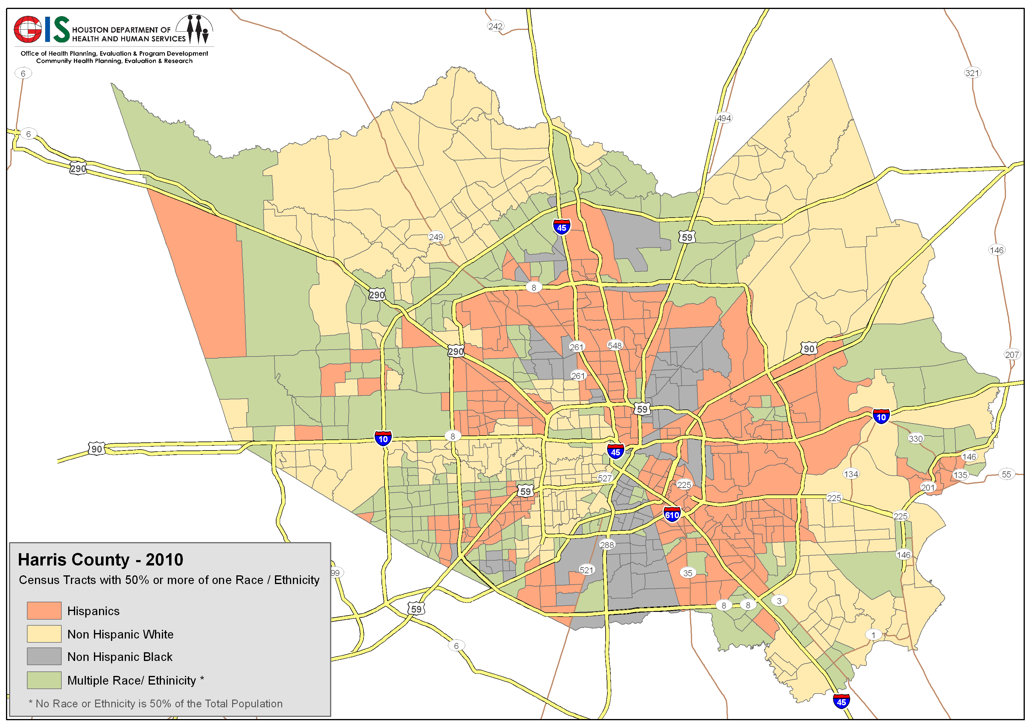 Map Of Counties In Houston And Travel Information | Download Free - Harris County Texas Map