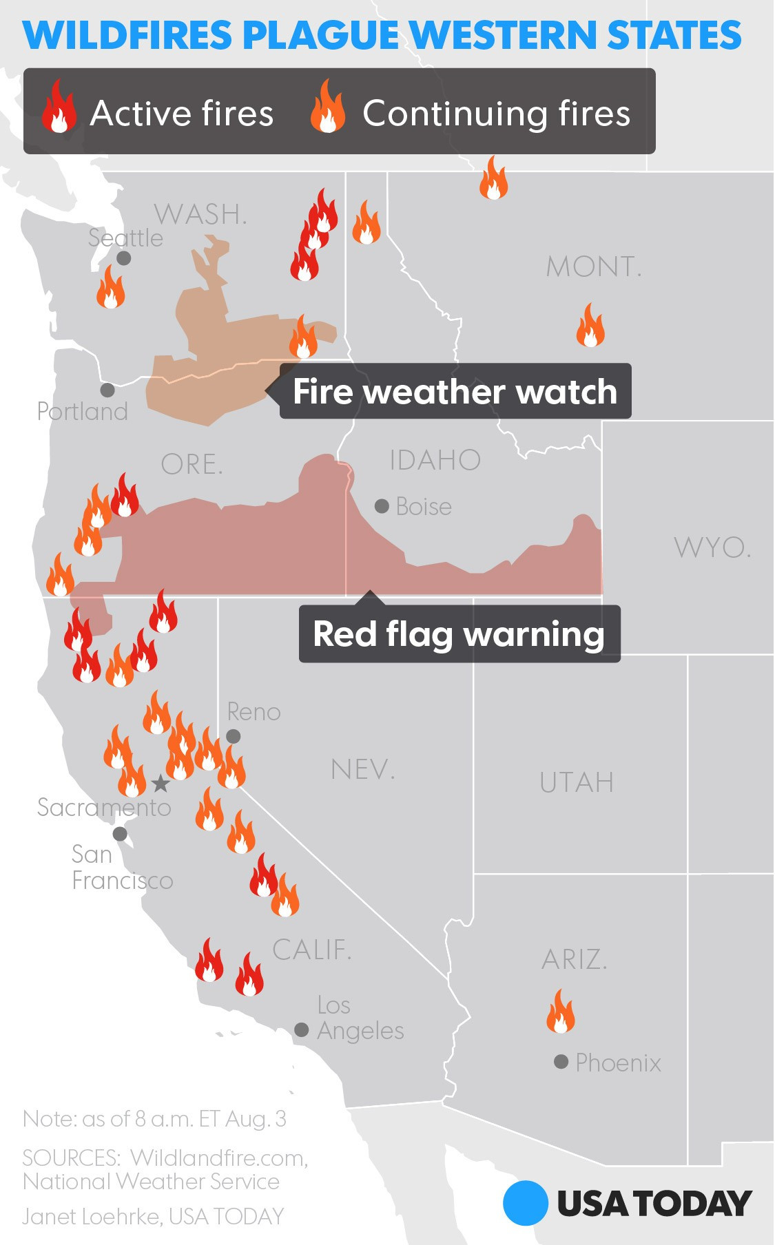 Map Of Current Fires In California Printable Maps Best Us Map Puzzle - California Map Puzzle