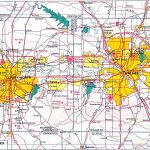 Map Of Dallas Tx Area And Travel Information | Download Free Map Of   Map Of Fort Worth Texas Area