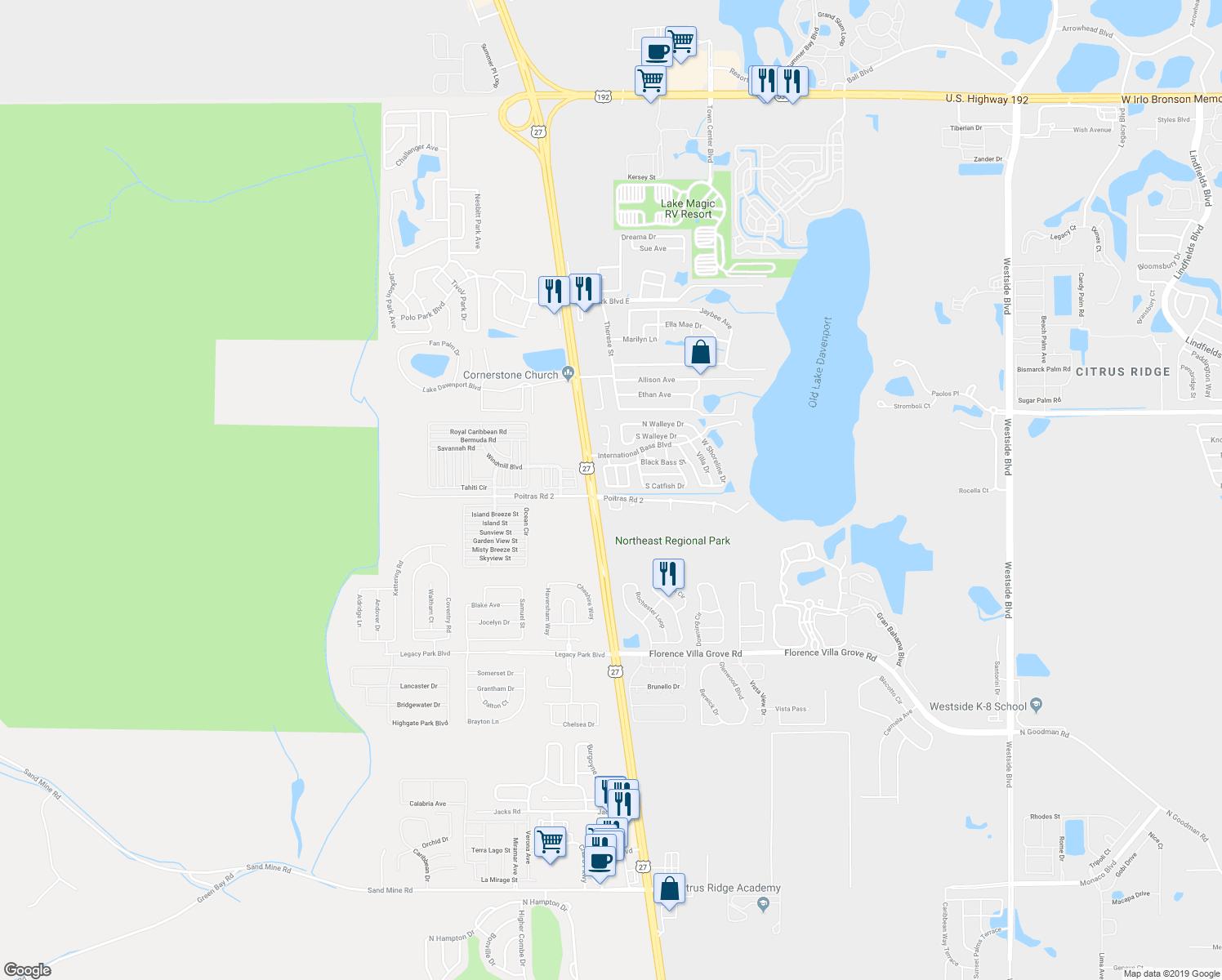 Map Of Davenport Fl : Davenport Fl – Best Cars 2018 - Davenport Florida Map