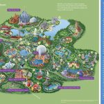 Map Of Disney World From I 9   Ameliabd   Disney Florida Maps 2018