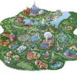 "Map Of Disney World Hotels And Theme Parks Disney Springsâ""¢ Area   Map Of Disney Florida Hotels"