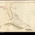 Map Of Florida And The Caribbean Islands]   Jcb Map Collection   Map Of Florida And Caribbean