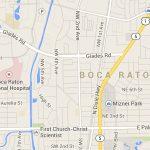 Map Of Florida Showing Boca Raton And Travel Information | Download   Boca Florida Map