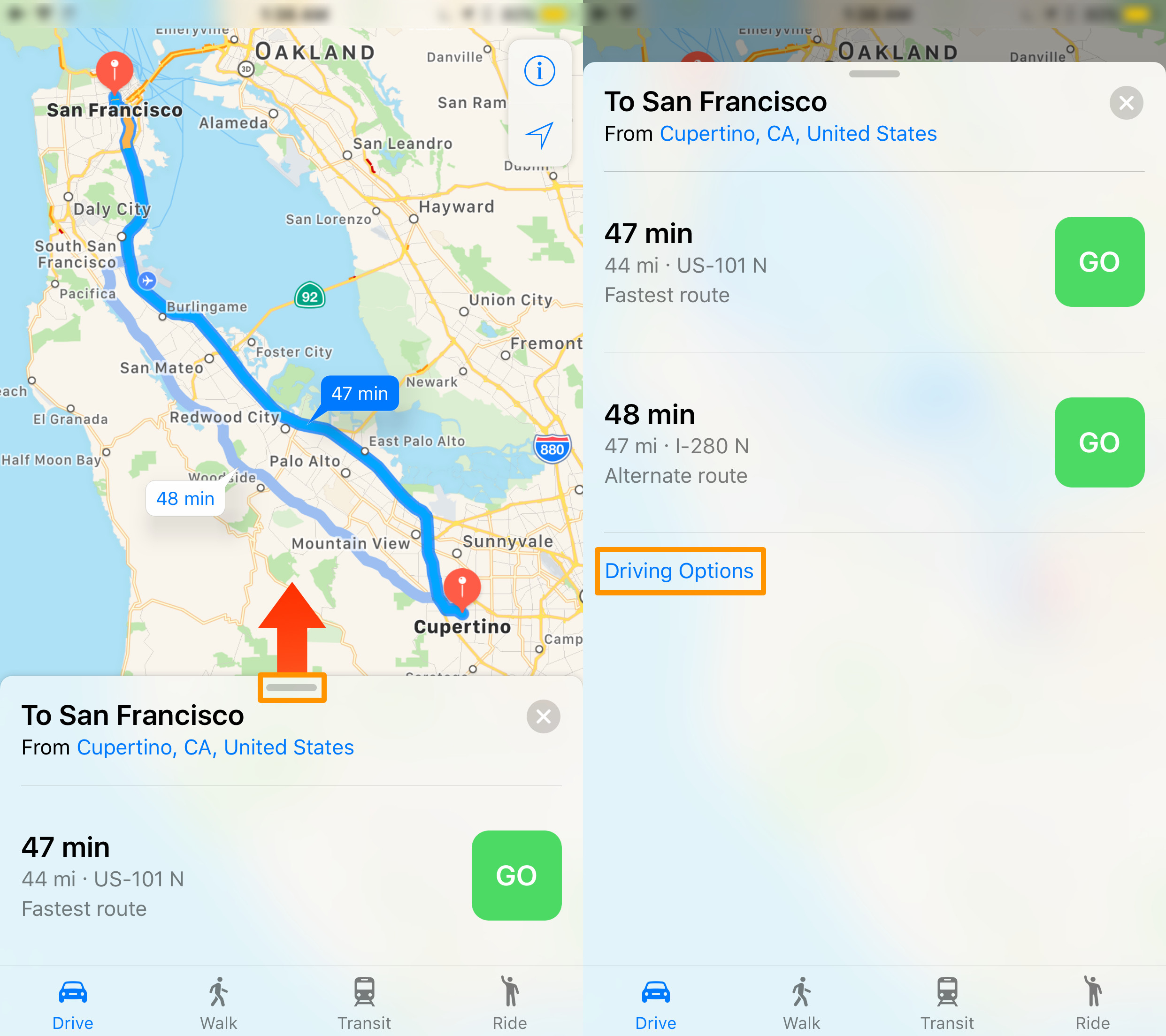Map Of Highway 101 California Best Of How To Avoid Toll Roads In - Highway 101 California Map