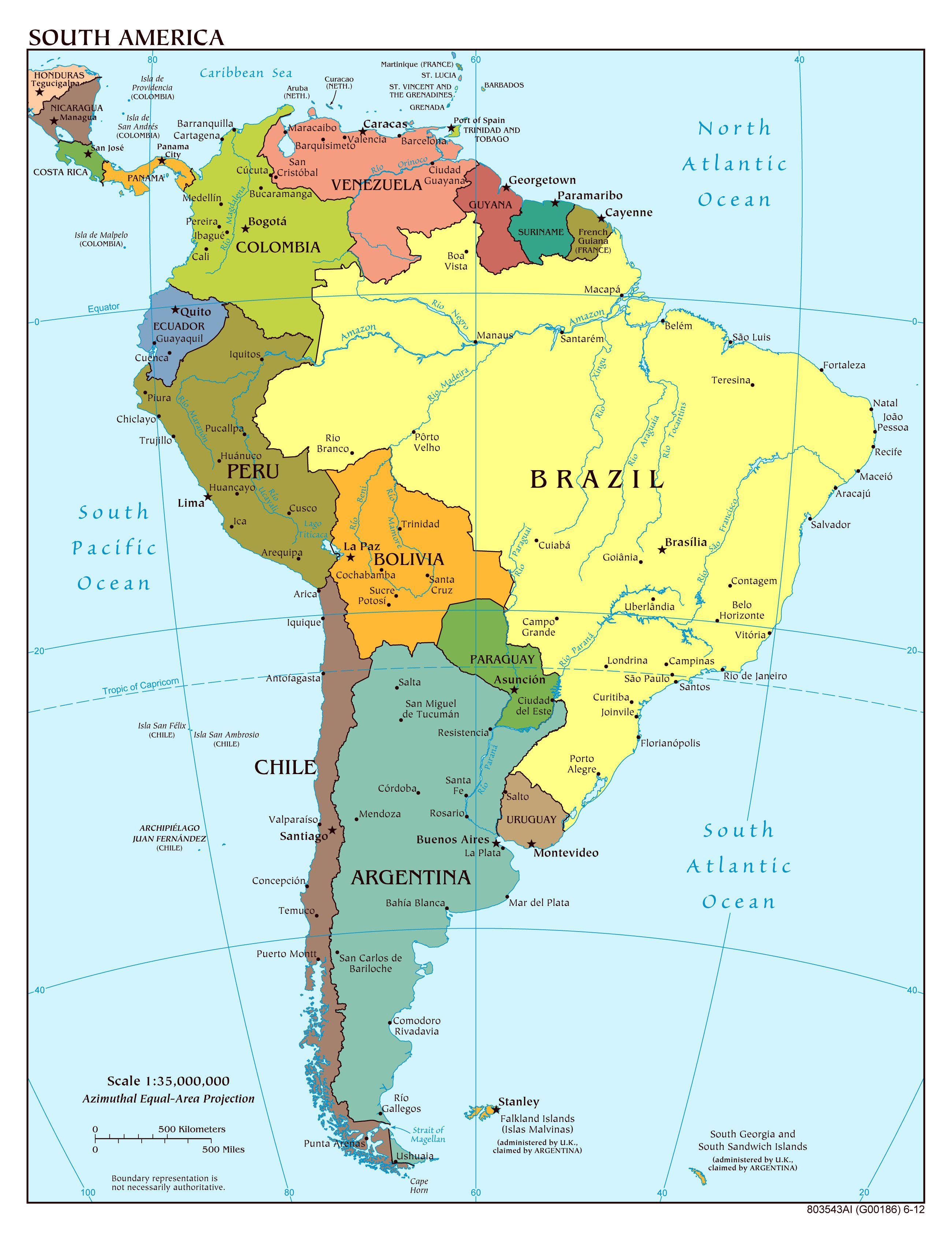 Map Of Honduras With Capital Printable Maps South America With - Printable Map Of Honduras