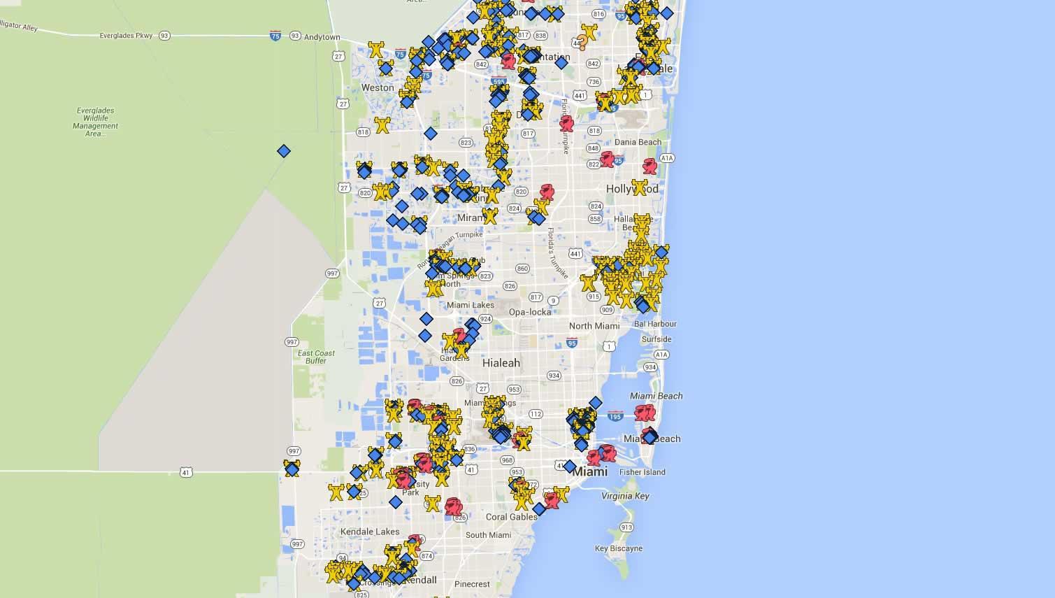 Map Of Jacksonville Florida Zip Codes #730988 - Florida Pokemon Go Map