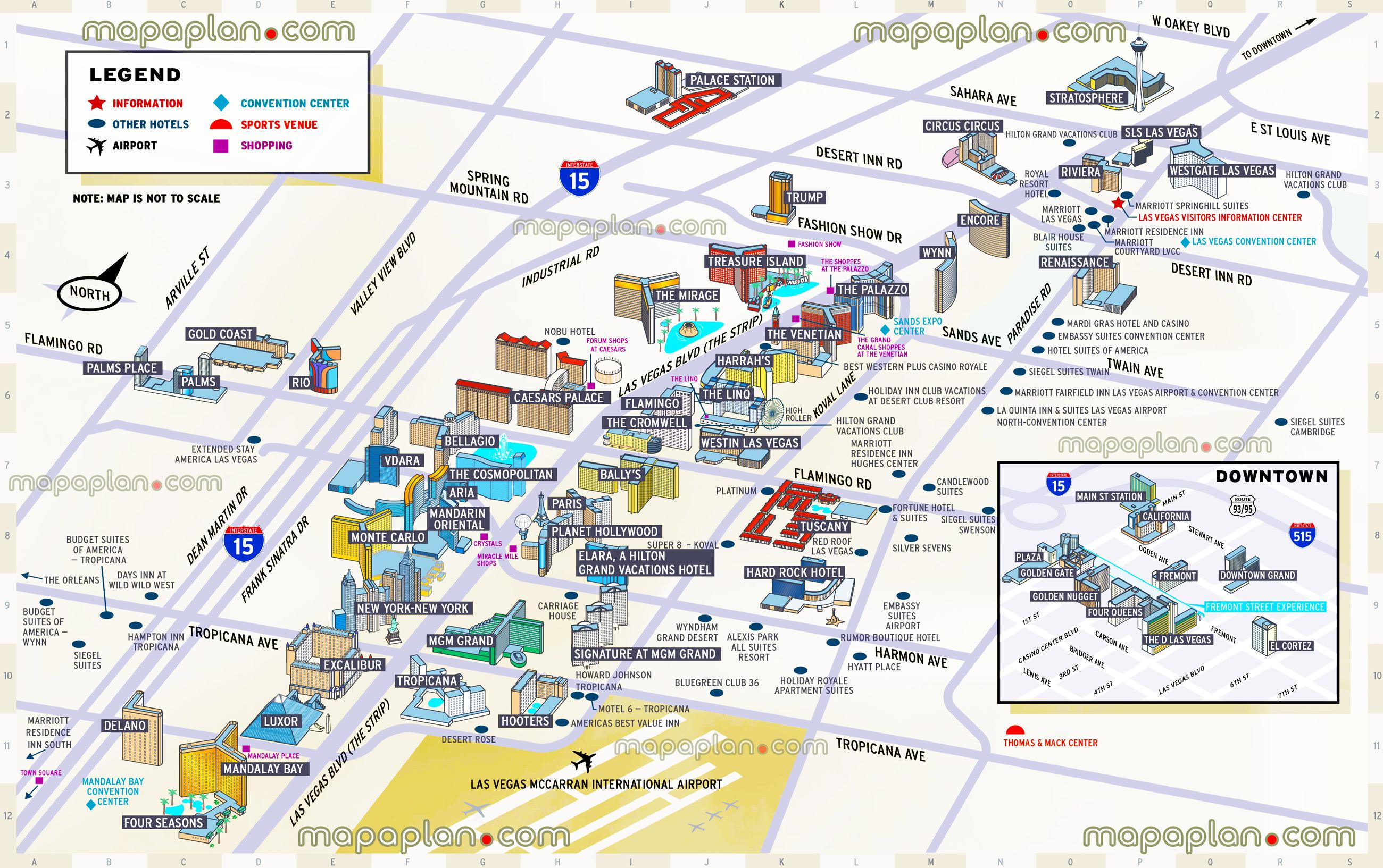 Map Of Las Vegas Casinos My Blog Inside California - Touran - Casinos In California Map