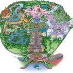 Map Of Magic Kingdom At Disney World | Disney Vacation | Pinterest   Disney World Florida Map