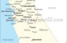 Map Of Major Cities Of California | Maps In 2019 | California Map – Map Of Central California Coast Towns