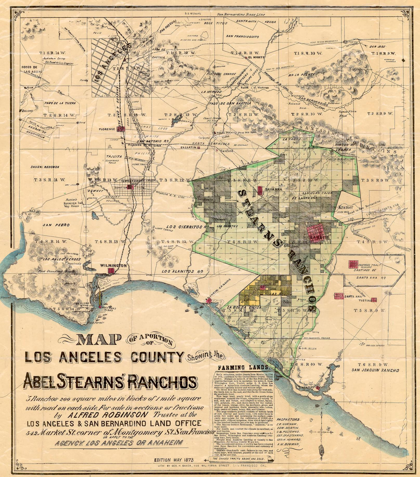Map Of Mission Viejo California Printable History Of Anaheim Streets - Mission Viejo California Map