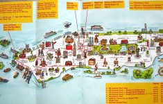 Map Of New York City Attractions Printable | Manhattan Citysites – Printable Tourist Map Of Manhattan