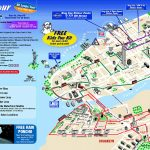 Map Of New York City Attractions Printable |  Tourist Map Of New   Printable Tourist Map Of Manhattan