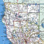 Map Of Northern California Coastal Towns   Klipy   Map Of California Coast Cities