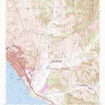 Map Of San Clemente California   Klipy   San Clemente California Map