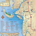 Map Of Sanibel Island Beaches |  Beach, Sanibel, Captiva, Naples   Central Florida Springs Map