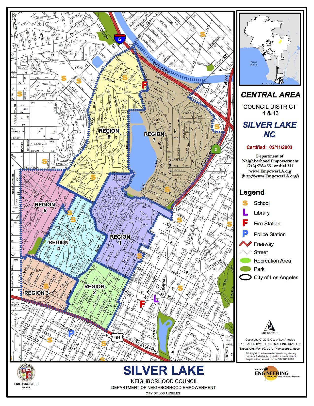 Map Of Silver Lake California Reference Governing Board Agenda - Silver Lake California Map