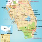 Map Of South Florida, South Florida Map   Map Of Florida West Coast Towns