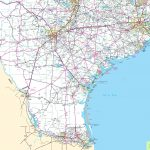 Map Of South Texas   Large Texas Map