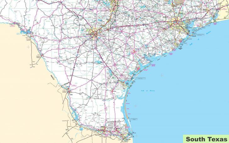 Texas Atlas Map