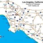 Map Of Southern California Airports   Klipy   Southern California Airports Map