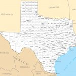 Map Of Texas Cities And Roads And Travel Information | Download Free   Road Map Of Texas Cities And Towns