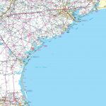 Map Of Texas Coast   South Texas Cities Map