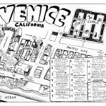 Map Of Venice Beach California   Klipy   Map Of Venice California Area