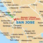 Map San Jose California Maps Of California San Jose California Map   San Martin California Map