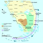 Map South Florida And Travel Information | Download Free Map South   Map Of S Florida