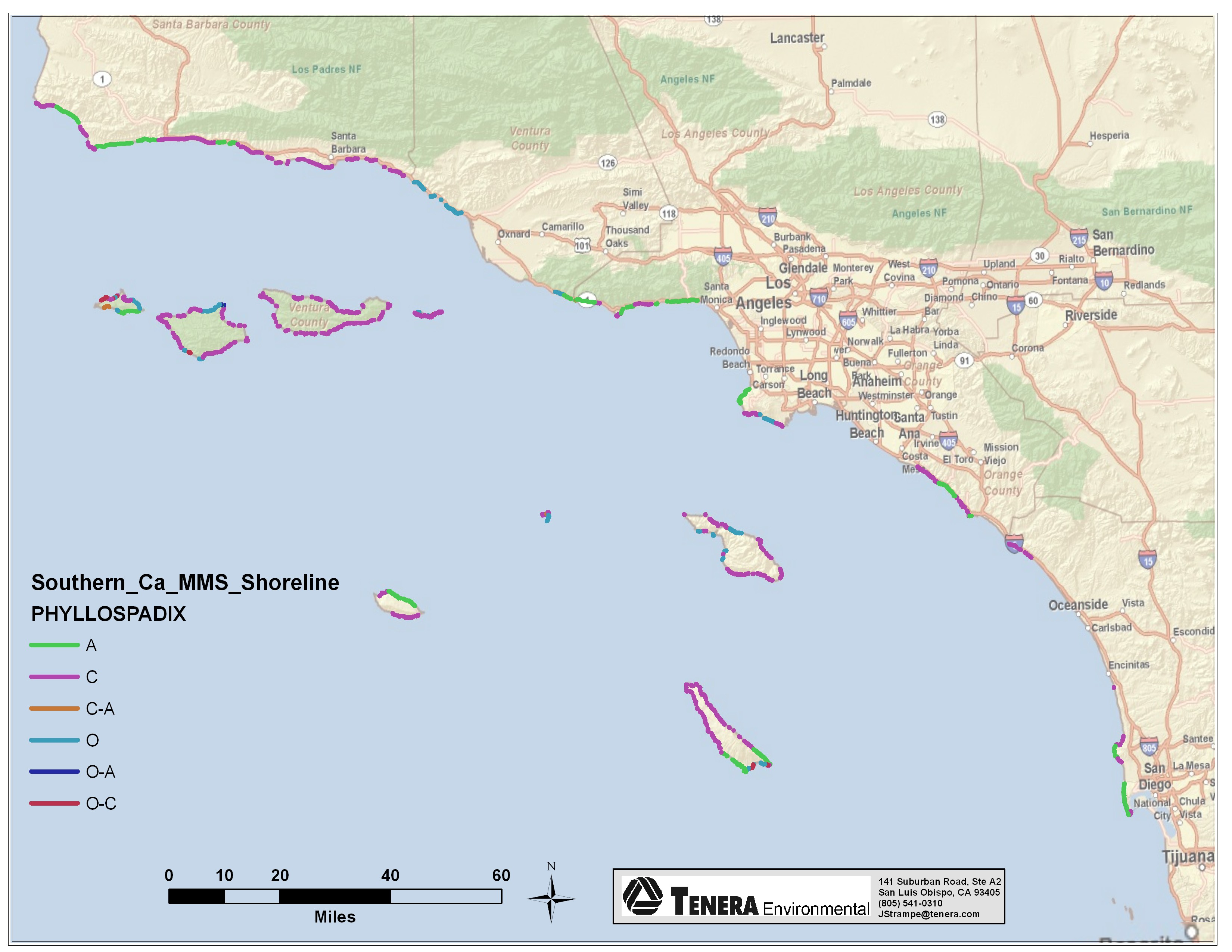 Map Southern California Coast Map Of California Springs Map Southern - Map Of Southern California Coast
