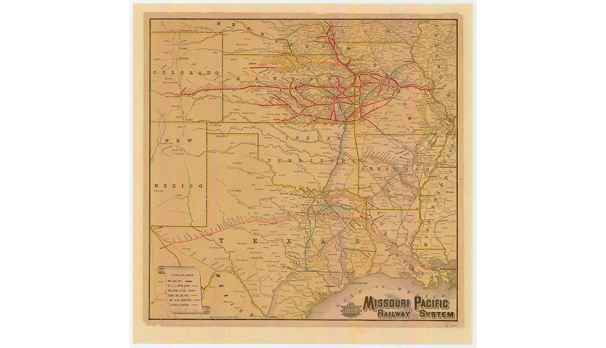 Mapping Texas: Collections From The Texas General Land Office - Texas Land Map