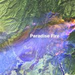 Mapping The Camp And Woolsey Fires In California   Washington Post   Active Fire Map For California