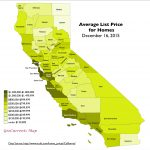 Mapping The Extraordinary Cost Of Homes In California | Geocurrents   California Cost Of Living Map
