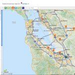Mapquest California | Modelautoszeeland   Mapquest California Map