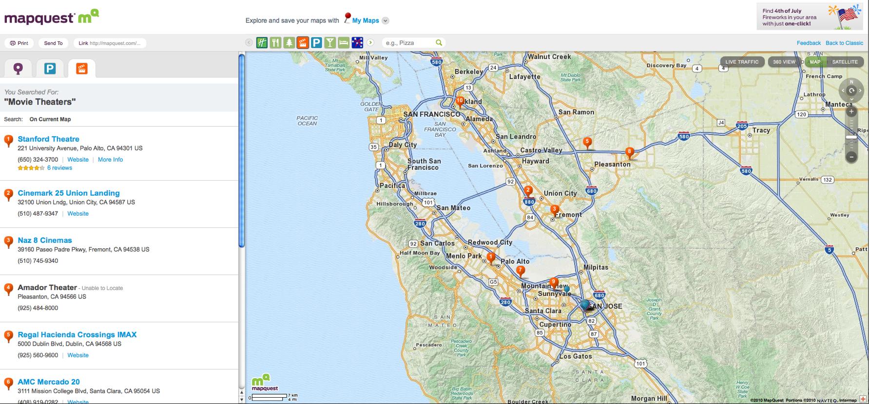 Mapquest California | Modelautoszeeland - Mapquest California Map