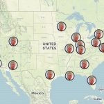 Mapquest Made A Map That Tells You How To Avoid Donald Trump | The   Mapquest Florida Map