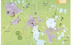 Maps & Area Guides | Experience Kissimmee – Central Florida Attractions Map