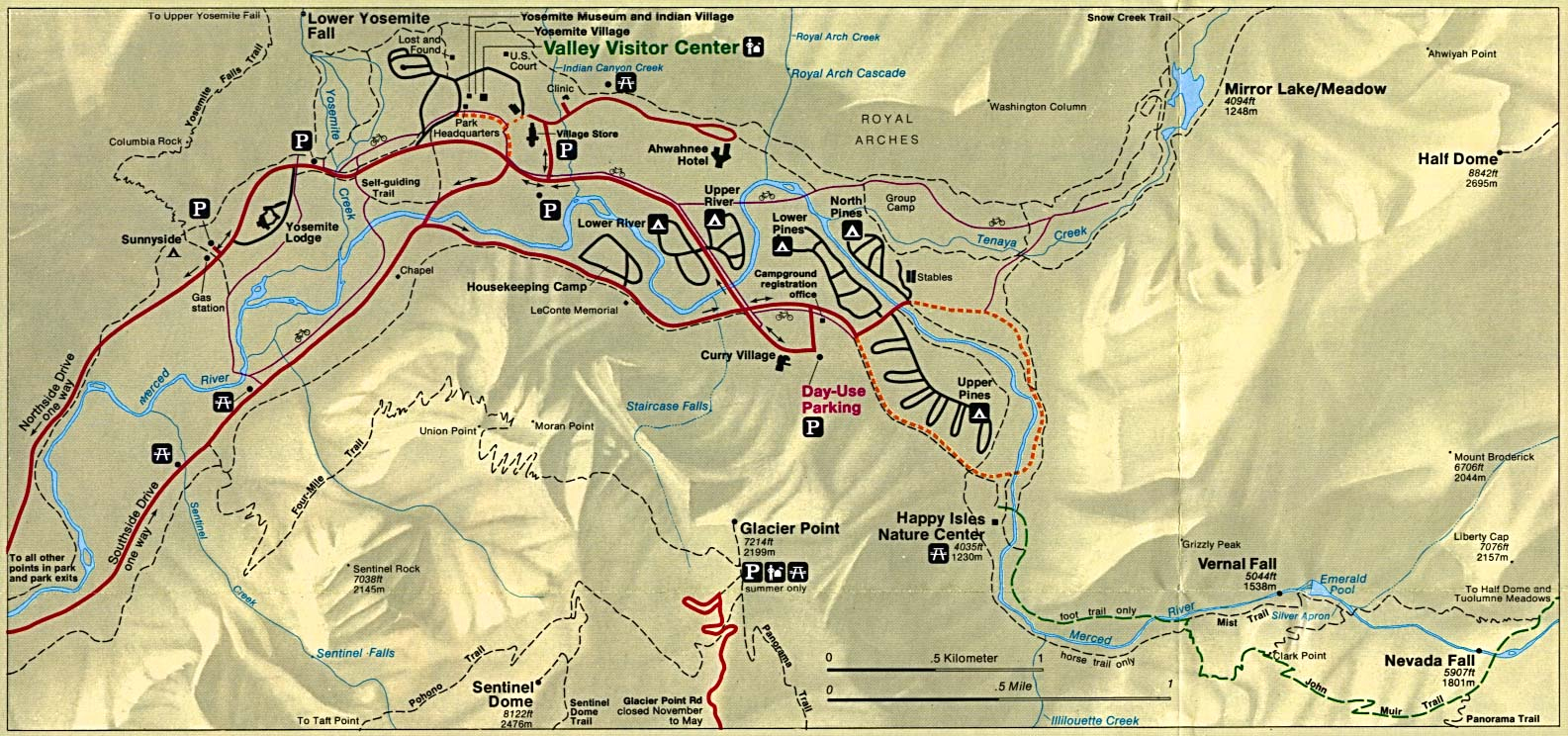 Maps California Map With Cities Where Is Yosemite National Park In - Yosemite National Park California Map