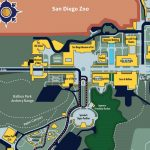 Maps & Directions | Balboa Park   Map Of Balboa Park San Diego California