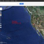 Maps Kalifornien Google Google Maps Ansicht Der Westlichen Küsten   Fresno California Google Maps